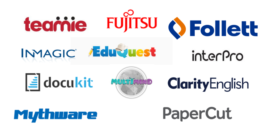 Library Management System, Learning Management System, Information Management, Records Management, Digitization, Print Management, Scanners, Interactive Projector